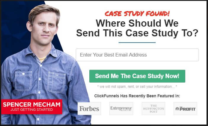 5 Easy Facts About Clickfunnels Designer Shown