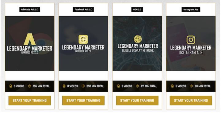 Legendary Marketer Income