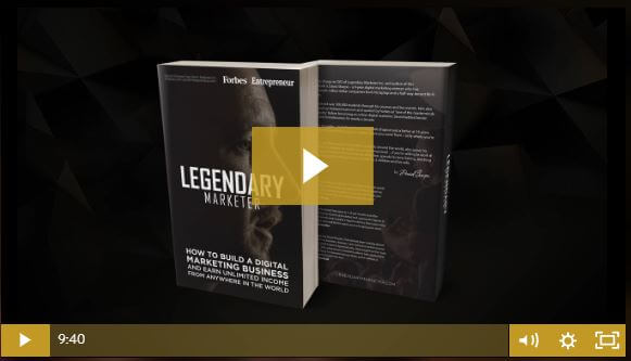 Legendary Marketer Book Pdf