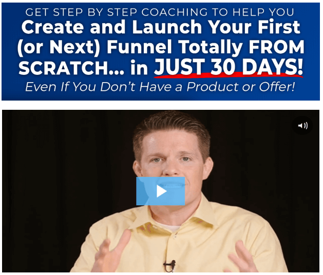 ClickFunnels For Pre-Engagement Coach