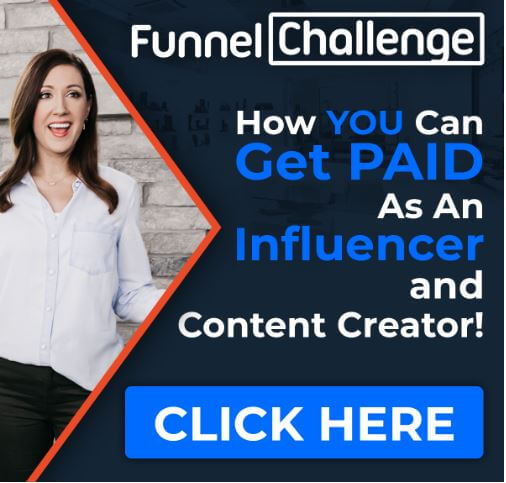 Funnel Challenge For Micro-Influencers